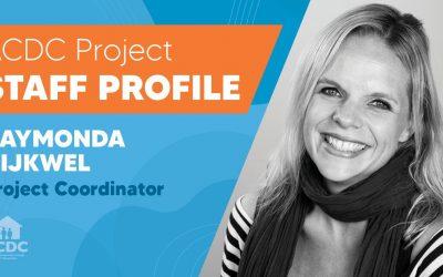 Meet ACDC Project Coordinator Raymonda Dijkwel