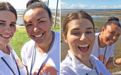 MEET BRISBANE PEOPLE CONNECTORS – Natalie & Serani